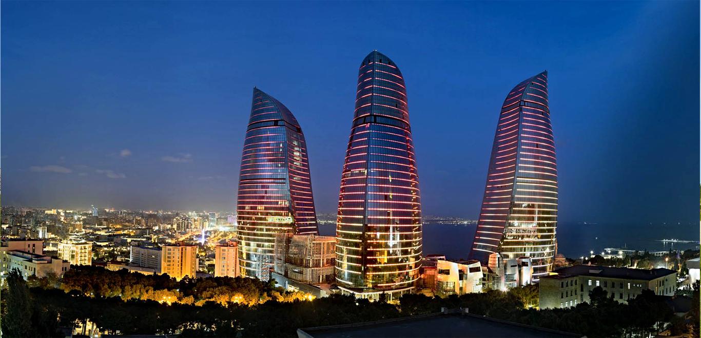azerbaijan hosting global events