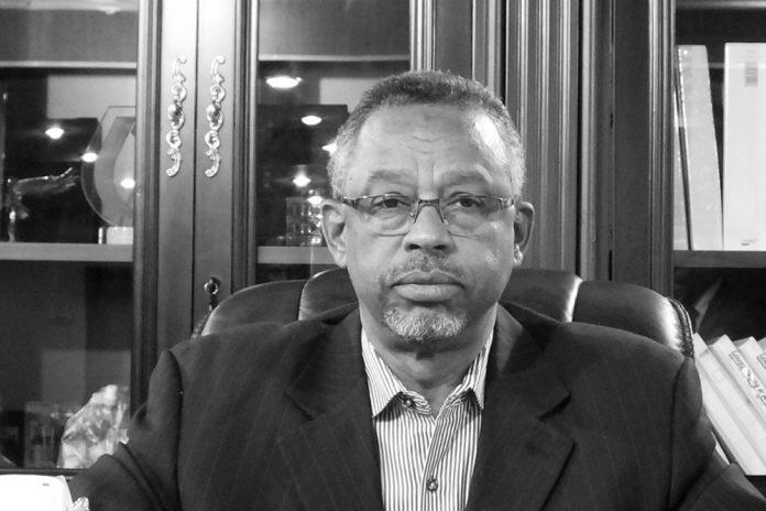 H.E. Dr Mohamed Yousif Ali (MY), Sudan Minister of Industry