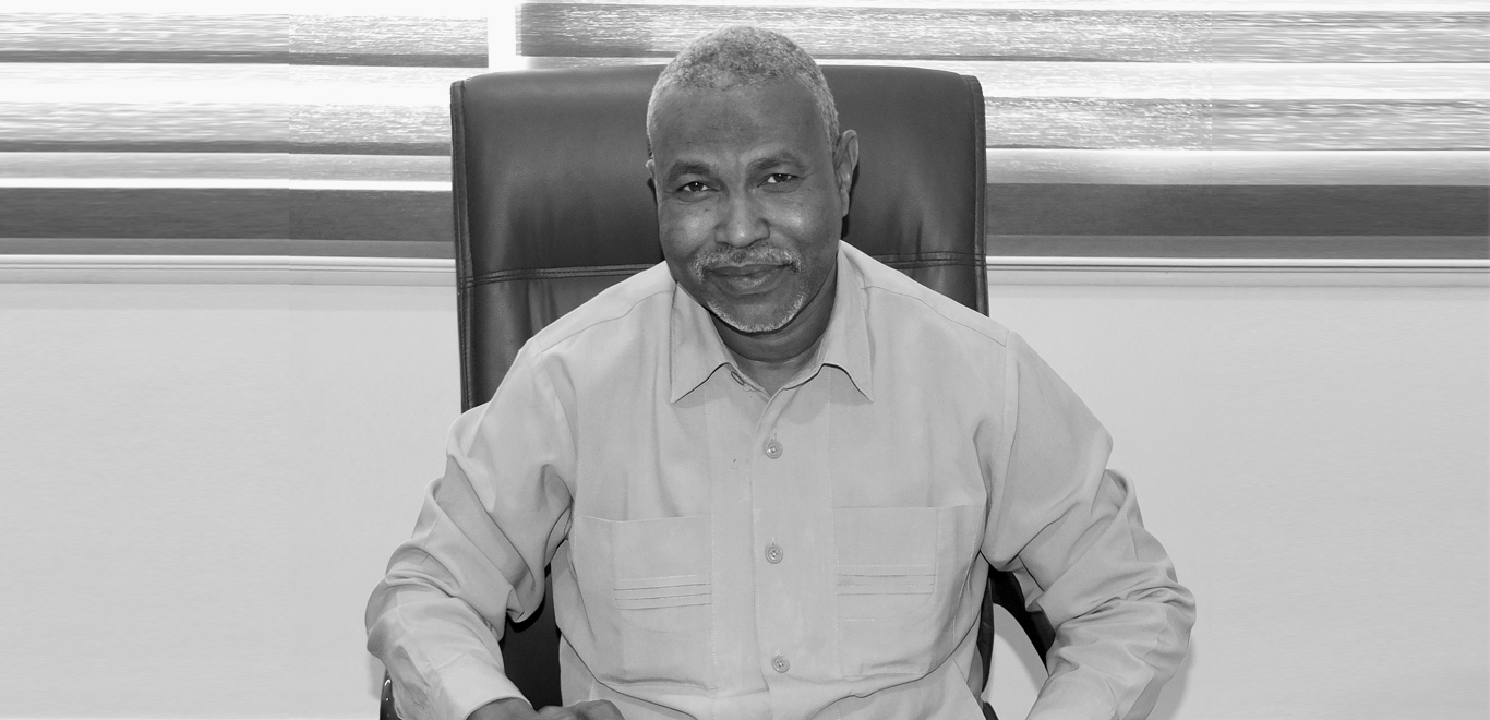 General Manager of National Highway Authority, Gaafar Hassan Adam