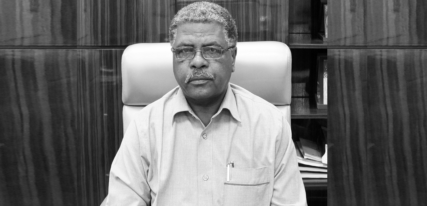 Captain Ahmed Satti Bajouri (AS), Director General of the Sudan Civil Aviation Authority