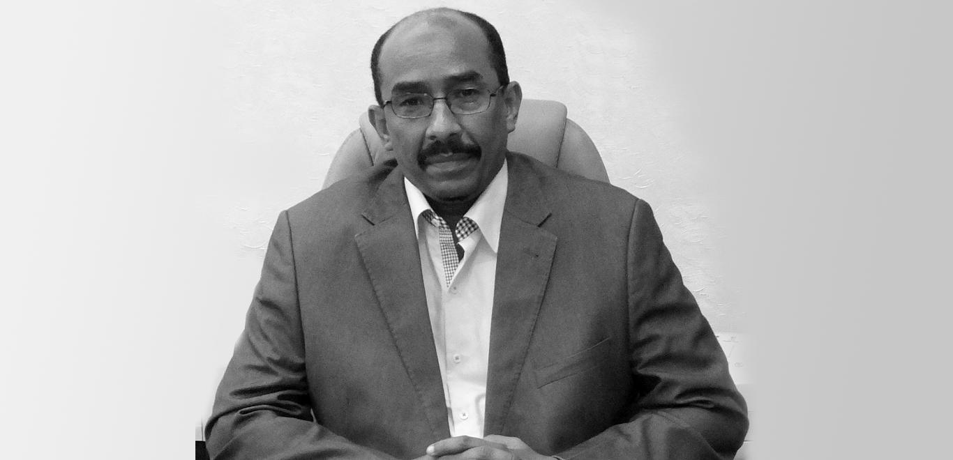 H.E. Dr Ahmed M.M. Alsadig Al-karory (AM), Minister of Minerals