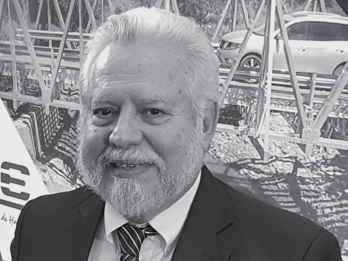 Francisco Rivas Quevedo — General Manager, CIE S.A.