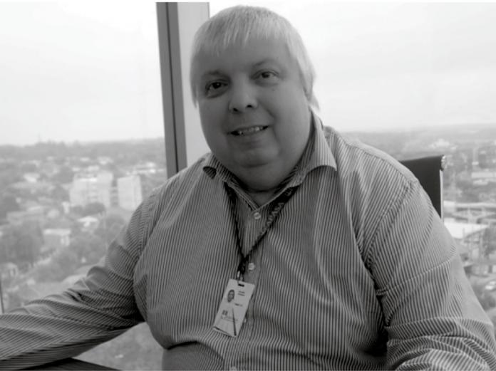 Osvaldo Formento, General Manager of Farmacéutica Paraguay (FAPASA)