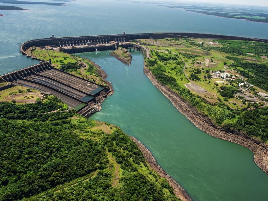 Paraguay dam