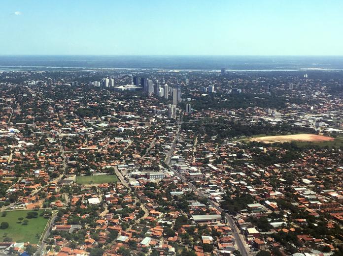 Paraguay, Asunción