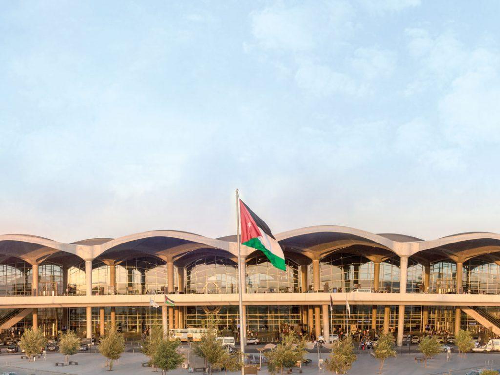 JOrdan's airport of Airport International Group