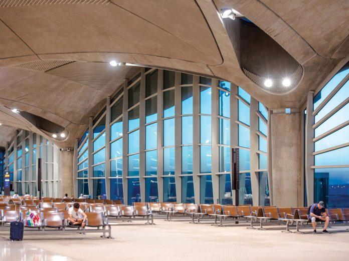 Jordan's airport